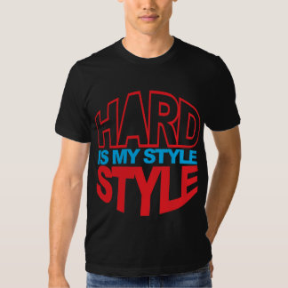 Círculo 2 de Hardstyle Playeras