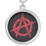 Círculo A de la anarquía Joyerias Personalizadas