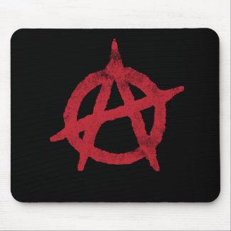 Círculo A de la anarquía Tapete De Raton