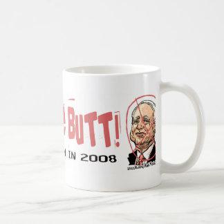 Círculo Anti-McCain Taza