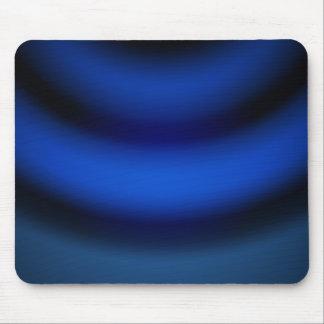 círculo azul radial alfombrilla de raton