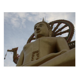 círculo de Buda Postal