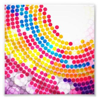 Círculo de color colorido fotos