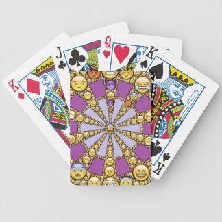 Círculo de emociones baraja de cartas