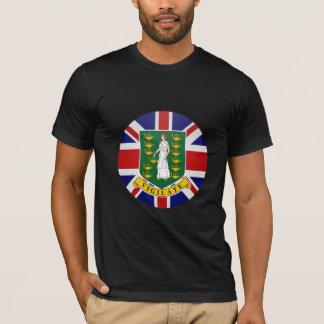 Círculo de la bandera de la calidad de British Playera