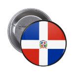 Círculo de la bandera de la calidad de la Repúblic Pins