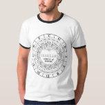 círculo de la camiseta del tuc de los quintos