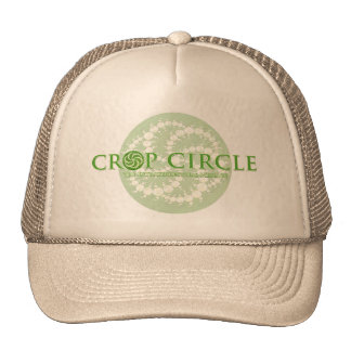 Círculo de la cosecha - el gorra extraterrestre de