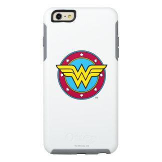 Círculo de la Mujer Maravilla el | y logotipo de Funda Otterbox Para iPhone 6/6s Plus
