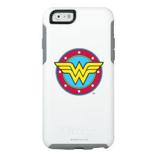 Círculo de la Mujer Maravilla y logotipo de las Funda Otterbox Para iPhone 6/6s