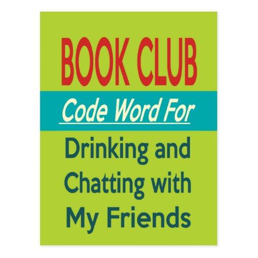 Círculo de lectores - cifre la palabra postal