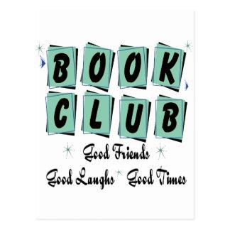 Círculo de lectores retro - buenos amigos épocas