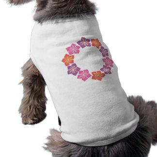 Círculo de Lillies Ropa De Perro