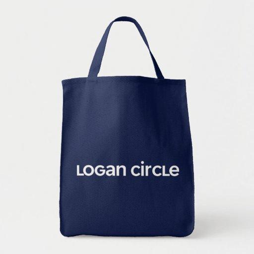 Círculo de Logan Bolsas De Mano