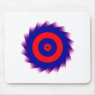 Círculo de púa spike circle alfombrilla de raton