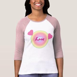 Círculo del amor t-shirt