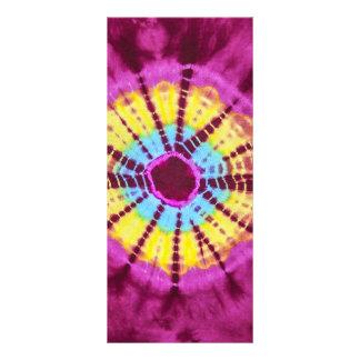 Círculo del batik del Hippie Lona Personalizada