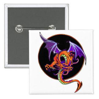 Círculo del dragón pin