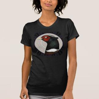 Círculo del faisán de Ringneck Camisetas