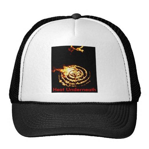Círculo del fuego gorra