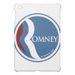 """Círculo del logotipo de Mitt Romney """"R"""" (azul)"""