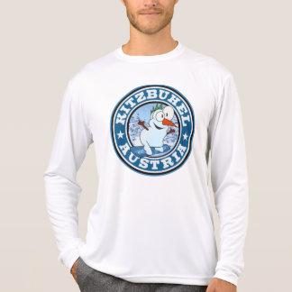 Círculo del muñeco de nieve de Kitzbühel Camisetas