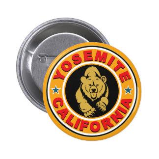 Círculo del oro de Yosemite Pins