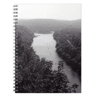 Círculo del río notebook