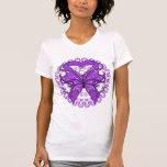 Círculo del síndrome de Sjogren de cintas Camisetas