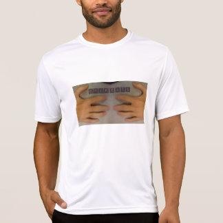 Círculo íntimo - modificado para requisitos camisetas