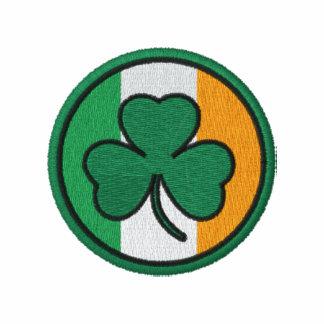 círculo irlandés del trébol pequeño
