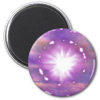círculo mágico imán para frigorífico