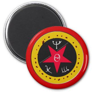 círculo mágico magic circle iman