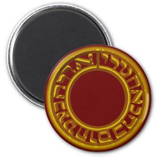 Círculo mágico Magic Circle Imanes
