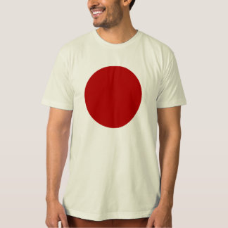 Círculo simple - rubí playera