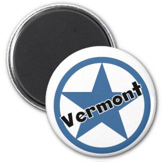 Círculo Vermont Imán Redondo 5 Cm
