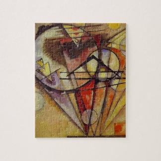Círculos abstractos de Kandinsky Puzzles Con Fotos