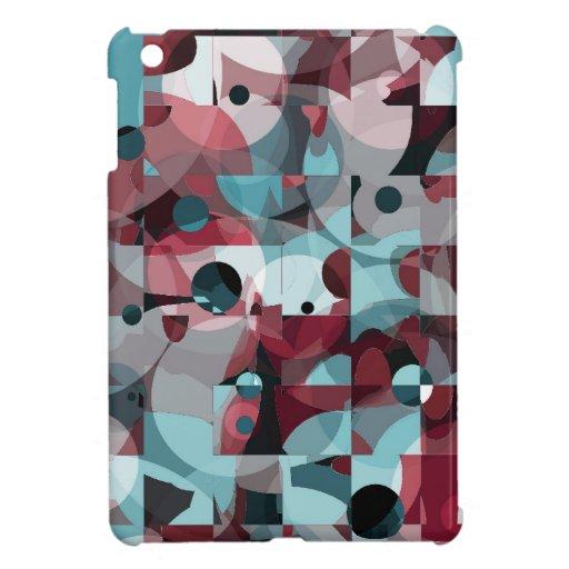 Círculos ajustados iPad mini cárcasas