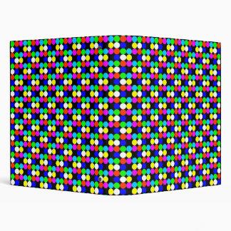 círculos de color como