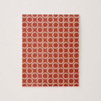 Círculos de color REALES: Energía roja rica en n Puzzle