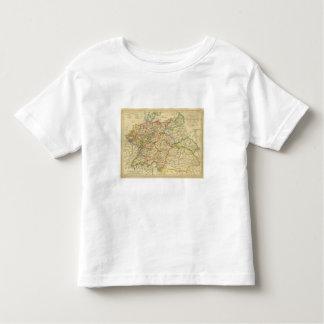 Círculos en Alemania en 1789 Camisetas
