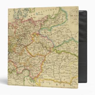 """Círculos en Alemania en 1789 Carpeta 1 1/2"""""""
