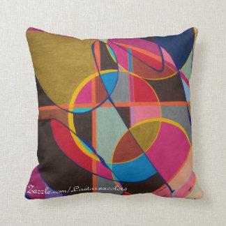 Círculos estupendos almohada