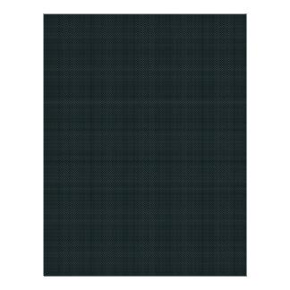 """círculos grises claros elegantes del damasco en ba folleto 8.5"""" x 11"""""""