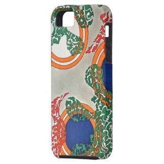 Círculos      por Badr-EL-Dinar del Raja iPhone 5 Cárcasa