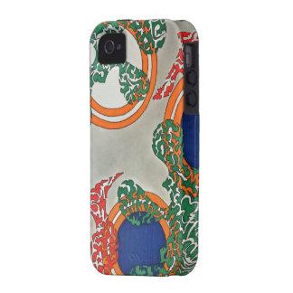 Círculos      por Badr-EL-Dinar del Raja Vibe iPhone 4 Fundas