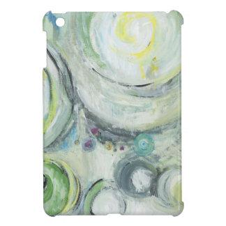 Círculos serenos (expresionismo abstracto) iPad mini cobertura