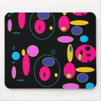 círculos tapetes de raton