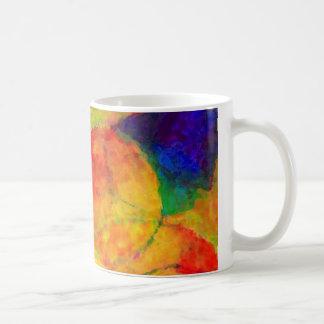 Círculos y redondeces tazas de café