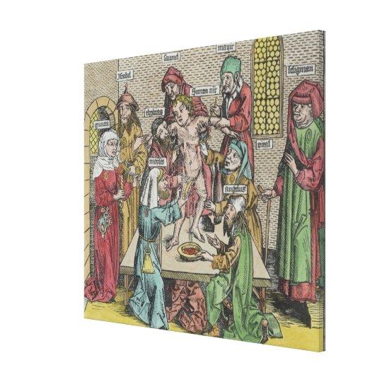 Circumcision Canvas Print
